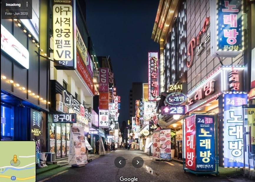 Denda Rp 36 Juta Berlaku, Jika Nekat Lakukan Ini di Korea Selatan!