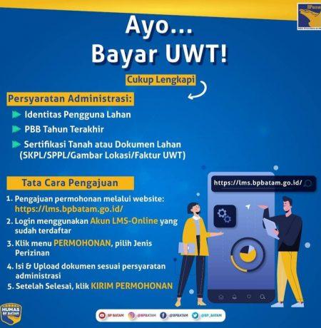 UWT BP Batam - suarakala.id